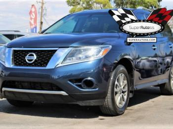Salvage Nissan Pathfinder